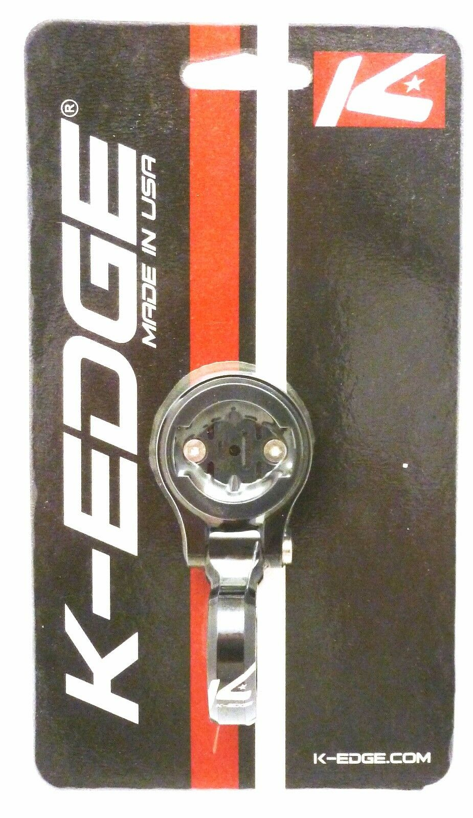 K-Edge Garmin Sport TT Aero Mount 22.2 for All Edge Computers K Edge