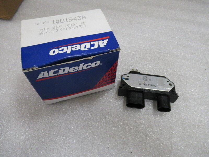 ACDelco GM Original Equipment D1943A Ignition Control Module