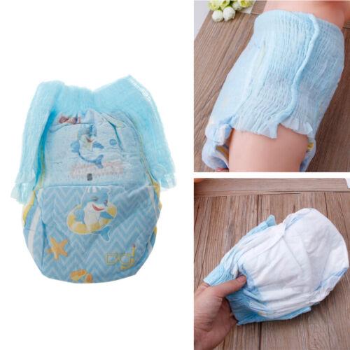 Baby Swim Diaper Adjustable Waterproof Diapers Pool Pant Reusable 2-3Times M-XXL
