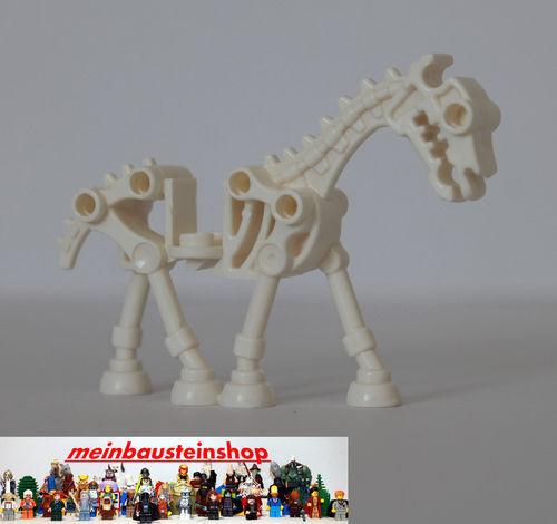 White Skeleton Horse Lego® weißes Skelettpferd 4505107 59228