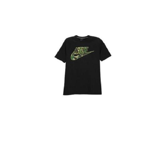 Nike Air Futura Foamposite T-Shirt Black//Camo//Volt Men/'s Medium 2XL 3XL BNWT