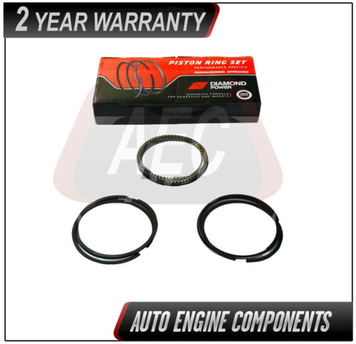 SIZE 040 Piston Ring Set Fits Chevrolet GMC Blazer P30 Sonoma 4.3 L Vortec