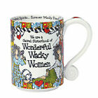 Wonderful Wacky Women Coffee Mug