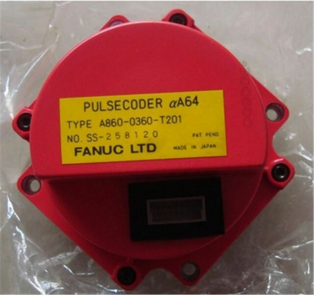 1Pc New Fanuc A860-0360-T201 Encoder ee