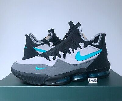atmos Nike LeBron 16 Low Clear Jade Release Date