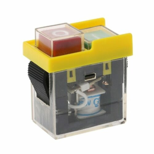 AC 250V 6A waterproof Electric saw cutting machine On//Off control box switch