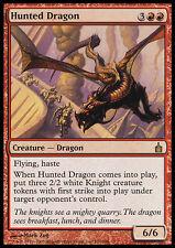 MTG HUNTED DRAGON - DRAGO BRACCATO - RAV - MAGIC