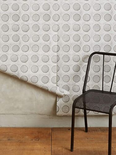 Astonishing Nip Anthropologie Concrete Circles Wallpaper Inzonedesignstudio Interior Chair Design Inzonedesignstudiocom
