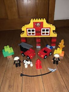 LEGO Duplo My First Fire Station (6138)