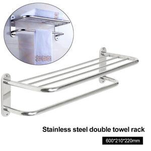 FT-Wall-Mounted-Bathroom-Towel-Rack-Rail-Holder-Storage-Hook-Hanger-Shelf-Stora