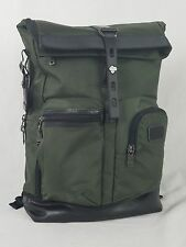 Tumi Alpha Bravo Backpack, Luke Roll-Top Rucksack 222388SP2 $395