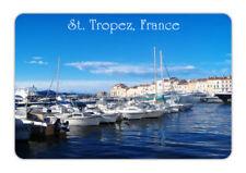ST Travel Souvenir Flexible Fridge Magnet TROPEZ France