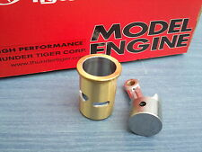 NITRO 1/8 RC BUGGY THUNDER TIGER EB4 S2.5 PRO-28BX-R ENGINE PISTON + LINER NEW