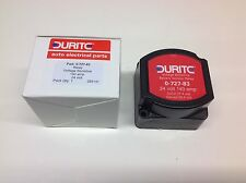 24V 140amp Durite 0-727-83 Intelligent Voltage sense Split Charge Relay
