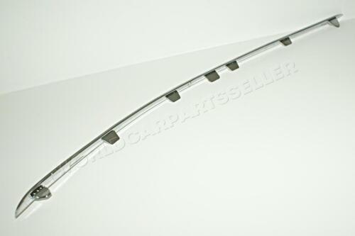 MERCEDES C Class W204 Avantgarde 07-10 Front Bumper Chrome Moulding Trim LH 08