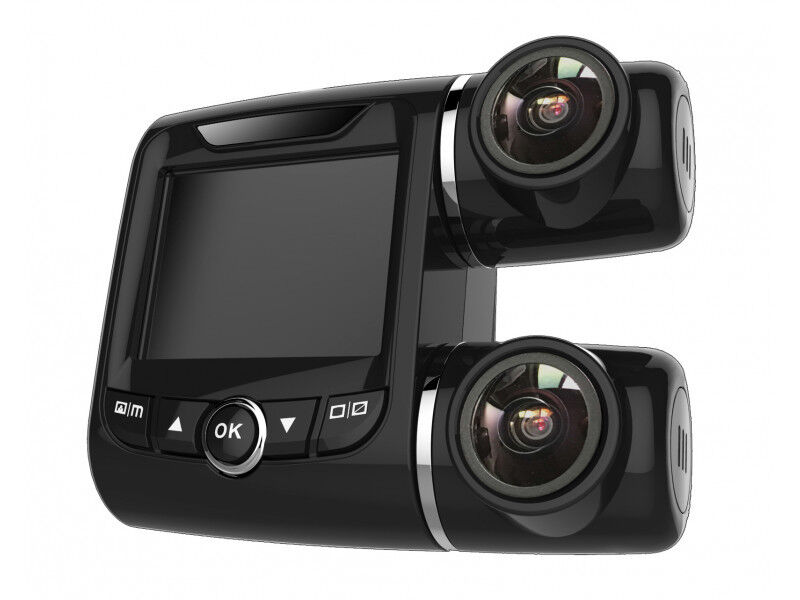 s-l1600 Rexing E3 Dash Cam Dual Channel 1080p+1080p Full HD with WDR Wifi 2160p Camera
