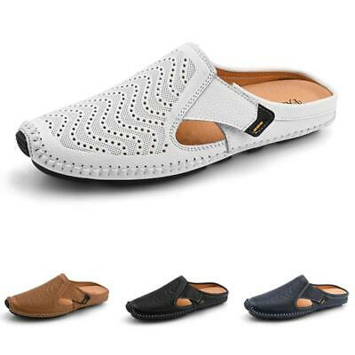 mens slingbacks loafers slippers shoes driving moccasins