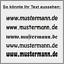 Indexbild 4 - 1. Zeile Aufkleber Beschriftung 30-180cm Werbung Werbebeschriftung Sticker Auto
