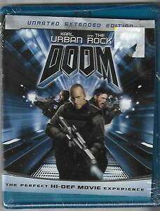 Doom-Blu-ray-Disc-2009-Nuevo-Sellado-Dwayne-Johnson-Karl-Urban