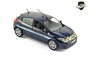 RENAULT-MEGANE-3-2012-Gendarmerie-nationale-Francaise-1-43-NOREV-517718