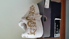 Size 14 Limited Edition Las Vegas NBA Allstar Week Nike Airforce 1 Sneakers