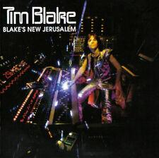 TIM BLAKE Blake's New Jerusalem CD Gong HAWKWIND Tangerine Dream Mantra label