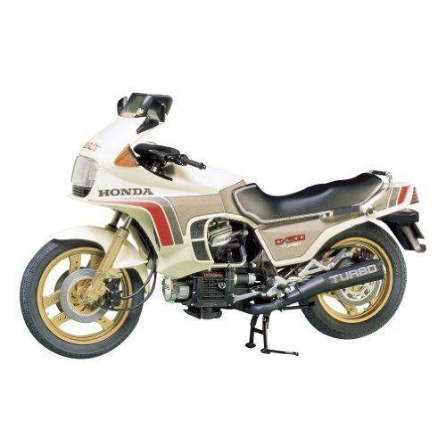Tamiya Honda CX500 Turbo 1 12 Model kit motorcycle series No.16 14016 Japan