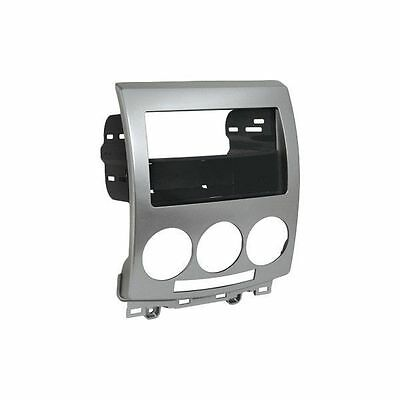 Metra 99-7509 Single//Double DIN Stereo Dash Kit w// Pocket for 2006-up Mazda 5