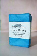 100% NATURAL HANDMADE SOAP!!  WILD SAGE CO!! RAIN DANCE SCENT!!