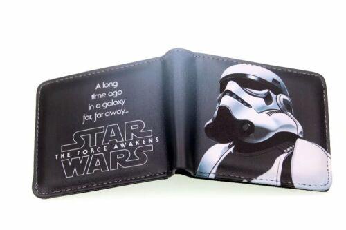 UK SELLER FAST DELIVERY! High Quality Star Wars Storm Trooper Wallets