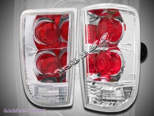 95 96 97 CHEVY S10//BLAZER CHROME HEADLIGHTS  /& ALTEZZA TAIL LIGHTS