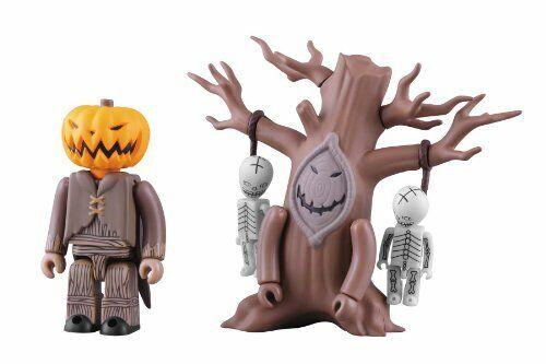 KUBRICK Pumpkin King Jack /& pendaison arbre ABS /& PVC painted action figure