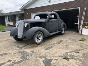 Project 1936 and 1937 Chevy Coupes