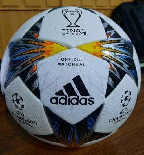 adidas final kyiv 2018 champions league official matchball fifa size 5 cf1203 for sale online ebay adidas kyiv uefa champions league 2018 final soccer match ball size 5