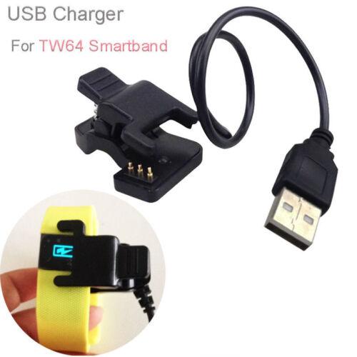 Cable Cargador Usb Para TW64 TW07 SmartBand Pulsera Pulsera Cargador Nuevo
