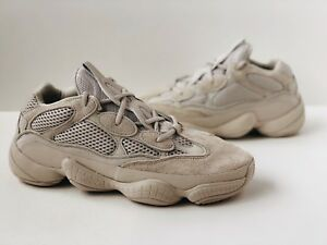 new concept 0c145 483c2 Image is loading ADIDAS-YEEZY-500-BLUSH-SZ-10-5-12-