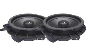 Powerbass-OE652-TY-OEM-2-Way-6-5-034-Car-Speaker-System-Toyota-Lexus-Scion-Speakers