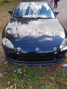 1995 Honda Del Sol SI Convertable