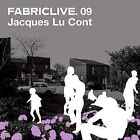 Fabriclive.09 * by Jacques Lu Cont (CD, Apr-2003, Fabric (Label))