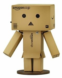 Revoltech-Danboard-Danbo-mini-Figure-Kaiyodo-YOTSUBA-amp-Amazon-Japan-Limited-Ver