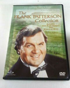 The-Frank-Patterson-Collection-DVD-2-Programs-God-Bless-America-World-of-Music