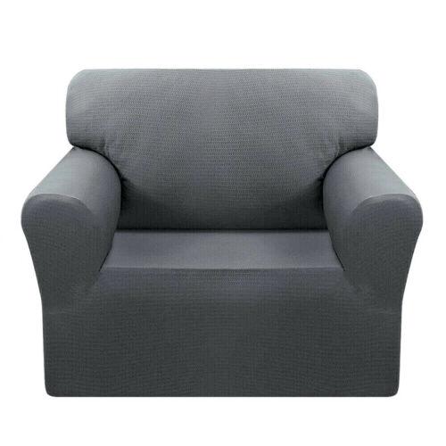 1//2//3//4 Seat Sofa Slip Waterproof Covers Stretch Elastic Fabric Settee Protector