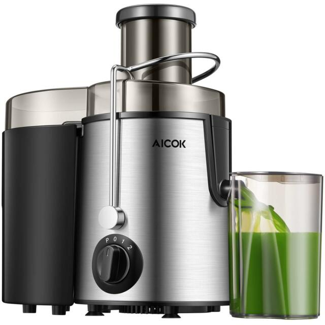 Aicok Gs 332 Juicer Juice Extractor High Speed 800w Dual Speed