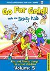 Go for Gold Sticky Kids 5024088103526