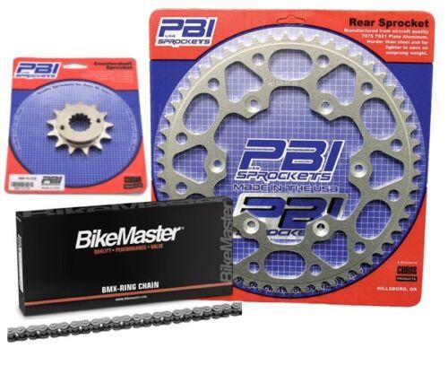 PBI XR 14-42 Chain//Sprocket Kit for Kawasaki EX 300 Ninja 2013-2014