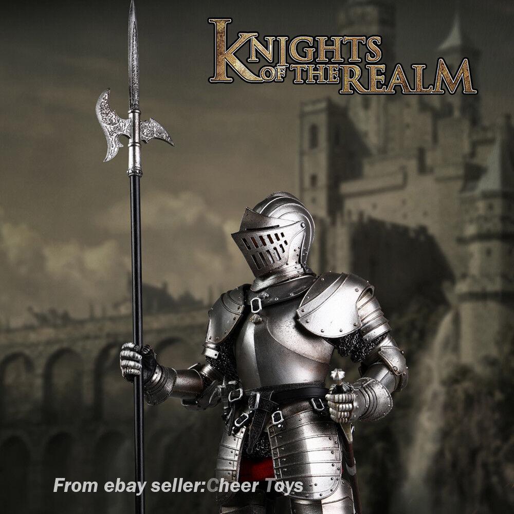 COOMODEL NO.SE037 Die-cast Serie imperios Caballeros el reino kingsguard 1 6