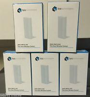 Brand 5 2gig 2gig-dw10-345 Wireless Thin Door Window Sensor, Battery Magne