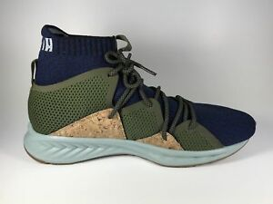 b54ecaa9713 Details about PUMA IGNITE EVOKNIT WAVE MID SNEAKERS MEN SHOES GREEN  365858-02 SIZE 10.5 NEW