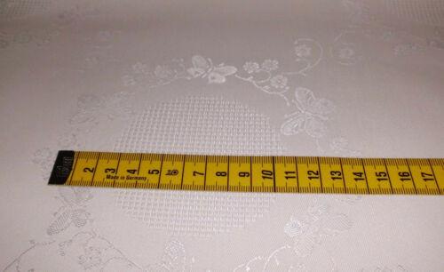 Tischdeckendamast  zum Selbersticken Favorit Zweigart Meterware  170cm 28,57//m