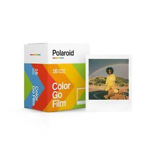 Pellicola Istantanea a Colori Polaroid GO (16 foto)
